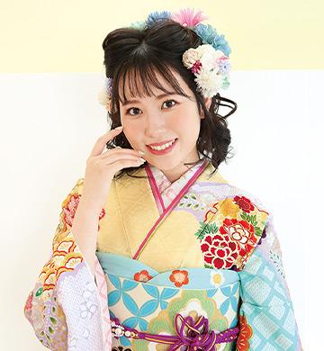 振袖 yuki